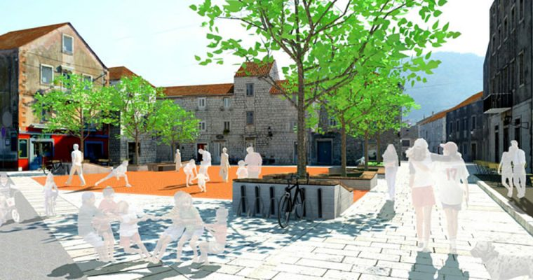 Stari Grad Square Renovation