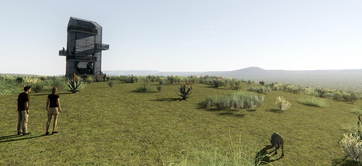 Faros Gözetleme Kulesi